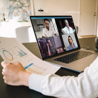How to Make Video Conferencing Less Awkward for Everyone